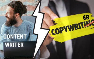 Content Writer vs Copywriter: Here Is The Difference